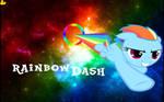 Rainbow Dash [ Wallpaper ]