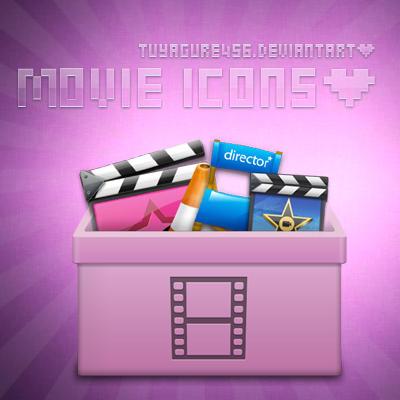 Movie Box Icon by tuyagure456