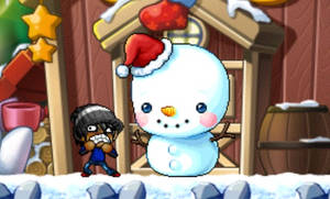 Collab Entry: Bash Snowman