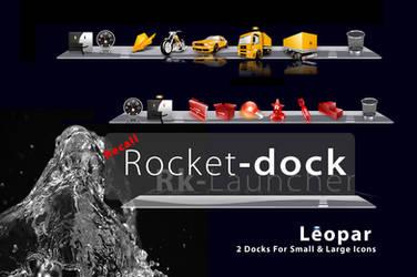 RK Launcher - Leopard by Pariah07