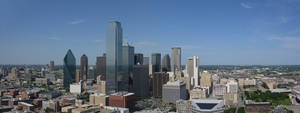 WP - Downtown Dallas Panoramic