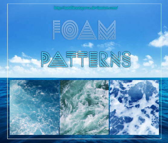 Sea Patterns By Natalieastapova by NATALIEASTAPOVA
