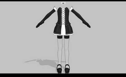 MMD Lolita Set -Loli- -updated- by amiamy111