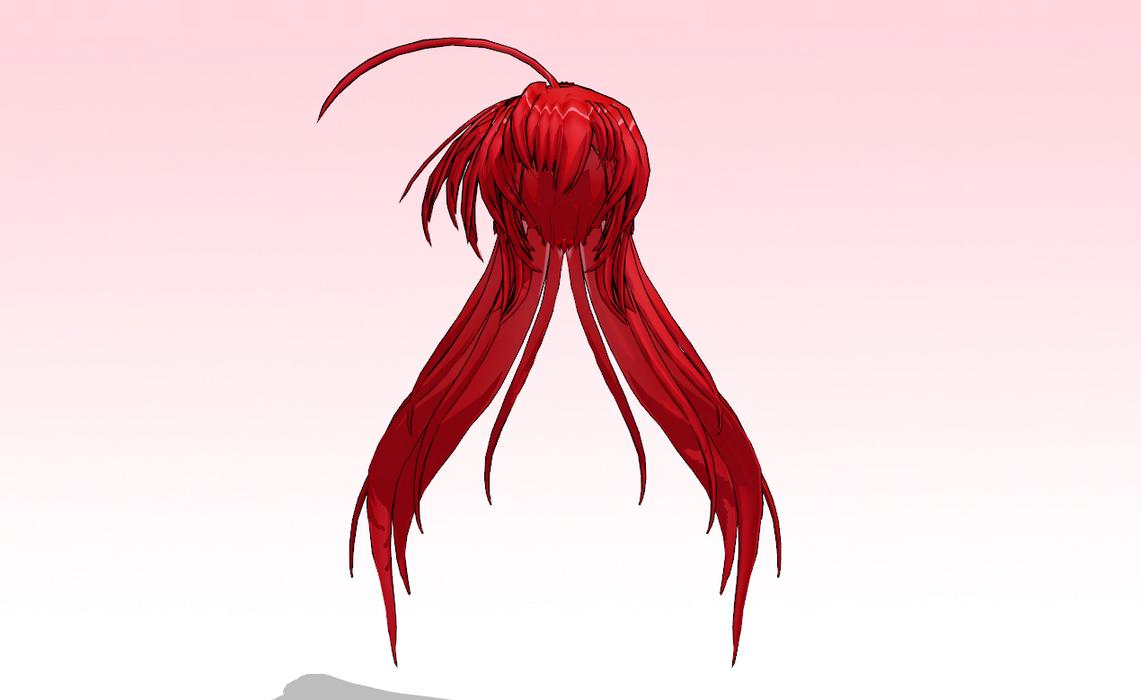 MMD super hair -UPDATED- by amiamy111 on DeviantArt