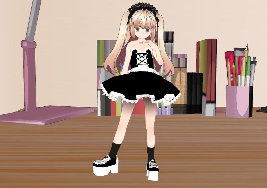 Hentai 3D Lolis 8 MMD Lolita set -loli- by amiamy111 ...