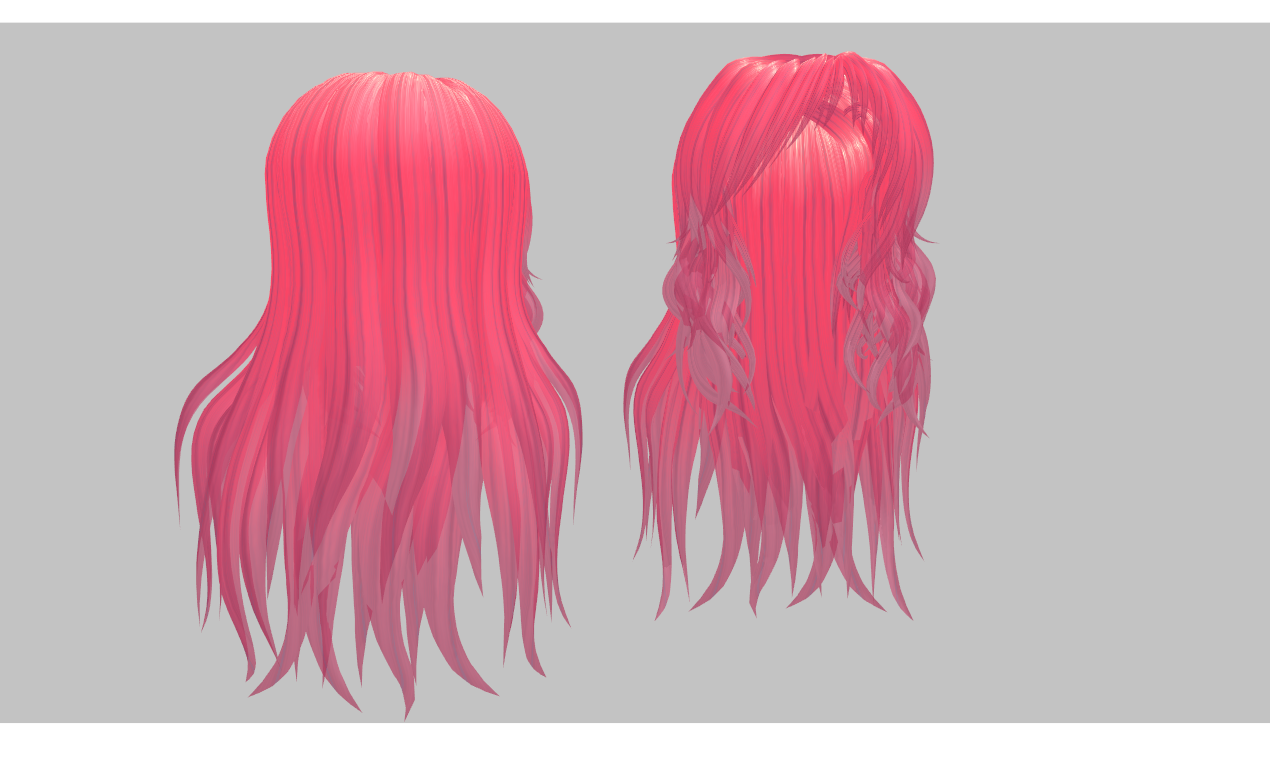 Pink Hair Mmd Related Keywords & Suggestions - Pink Hair Mmd
