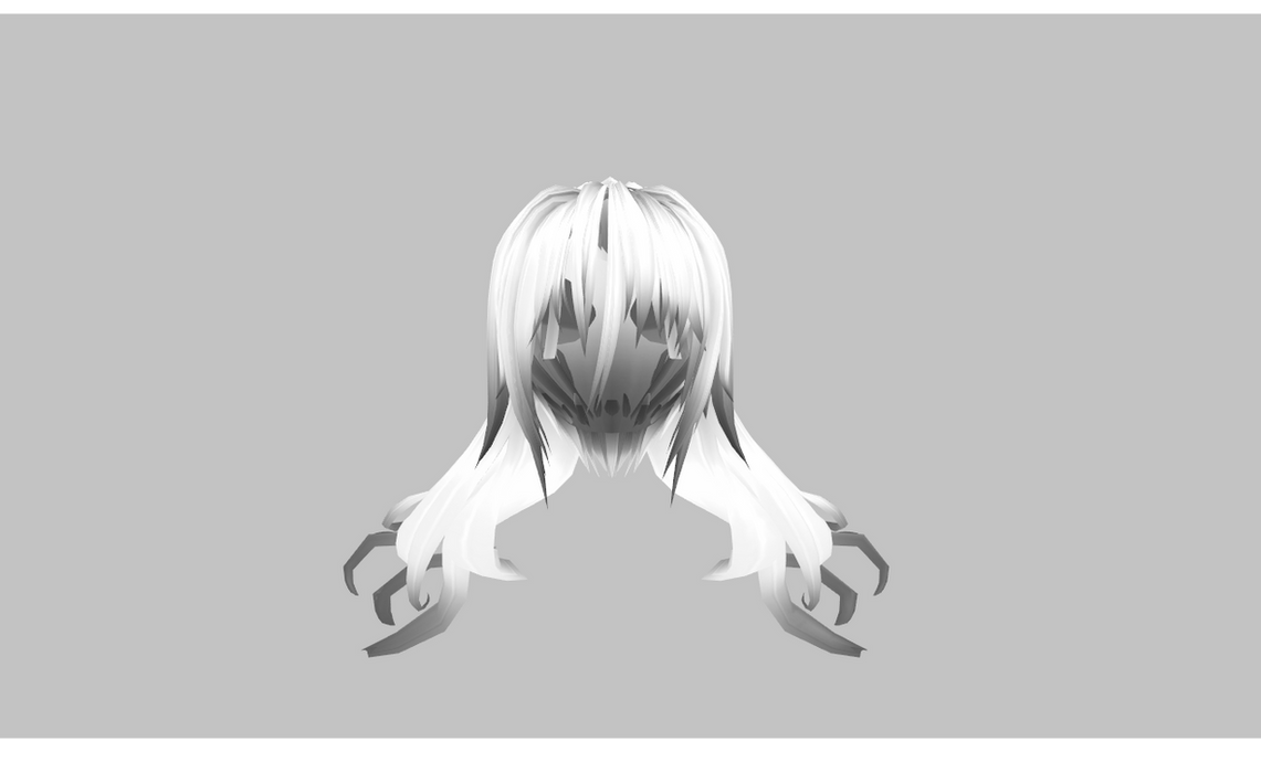 MMD Windy hair by amiamy111