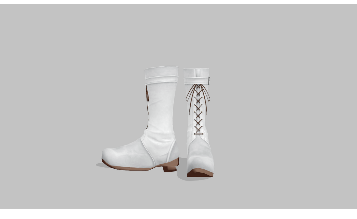MMD HQ snow boots by amiamy111