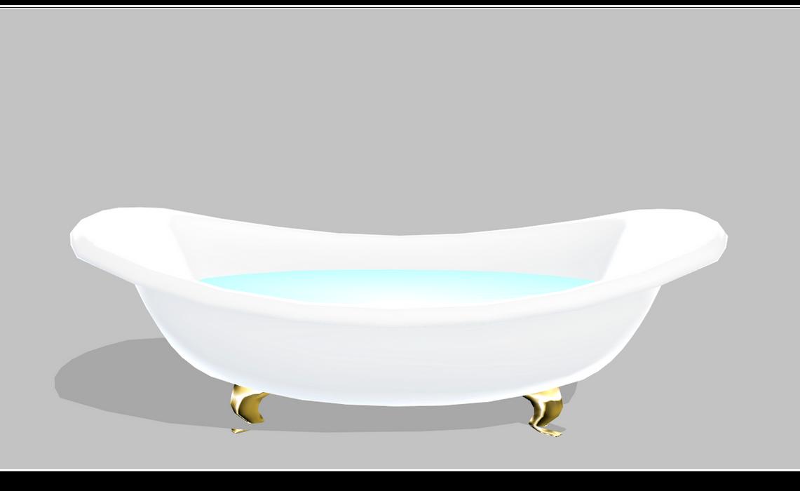 Mmd bathtub by amiamy111 on deviantart for 4 6 tub