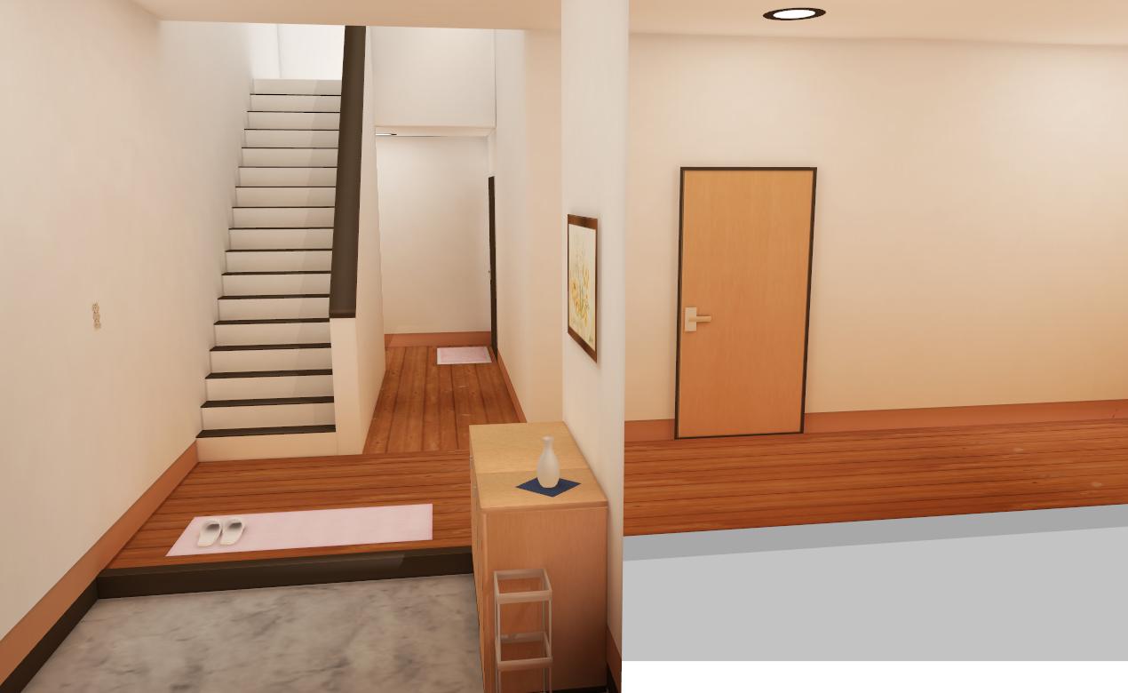 High Qaulity Living Room Mmd