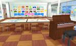 MMD Kindergarten stage