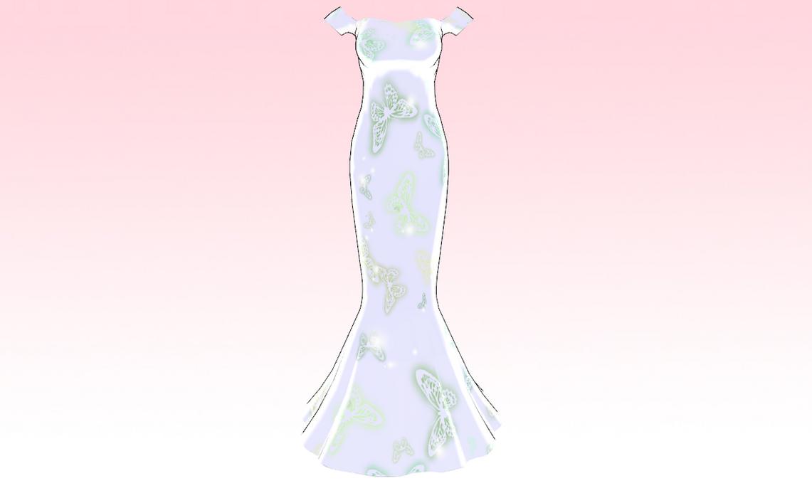 Mermaid Dress by amiamy111