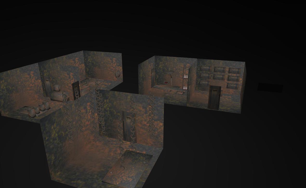Mmd Underground Torment Lab By Amiamy111 On Deviantart