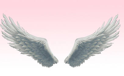 MMD Absolute BEST angel wings by amiamy111