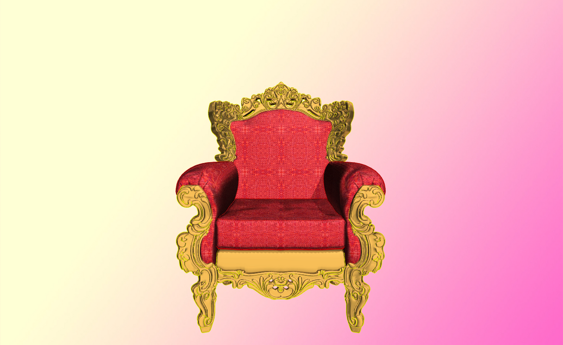 MMD Kings Chair By Amiamy111 ...