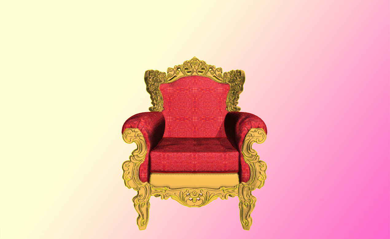 Mmd Kings Chair By Amiamy111 On Deviantart
