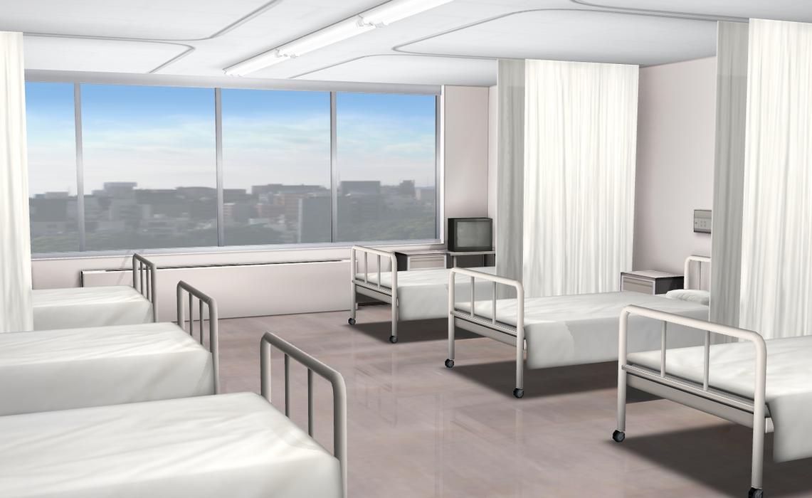 MMD HQ Hostpital by amiamy111