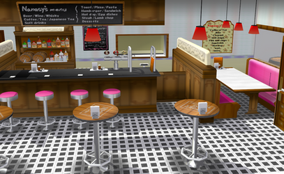 MMD Cutest bar