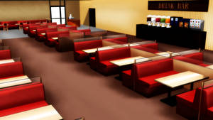 MMD Family Restaurant Stage
