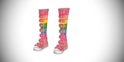 MMD Rainbow Crusherz