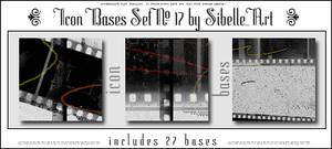 Icon bases Set No.17