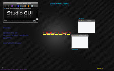 Obscuro UI for TT by CanasX