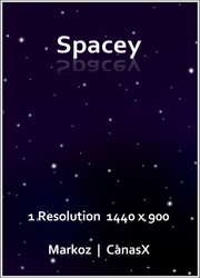 Spacey by CanasX