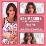 Pack PNG De Martina Stoessel