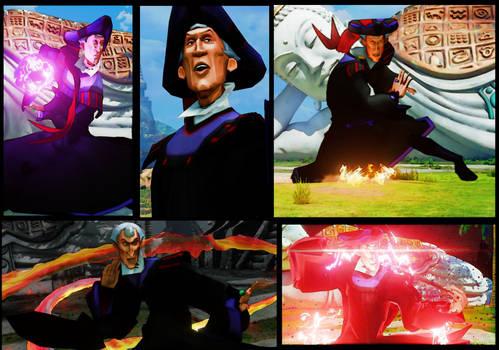 FROLLO over Akuma and Ken -- Street Fighter V