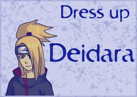 Dress up Deidara by puffsgain