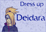 Dress up Deidara