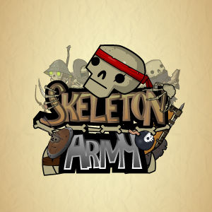 Skeleton Army - Mystic Mage Gif Animation