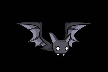 Bat Fly Gif - Freddy's Nightmare 3 Game by Moonstar2D