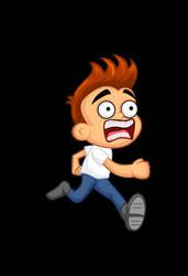 Freddy Idle Gif - Freddy's Nightmare 3 Game by Moonstar2D