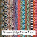 Moroccan Zellige Pattern PS