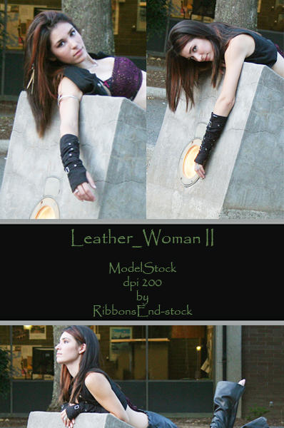 leather_Woman_II_Stock by RibbonsEnd-Stock