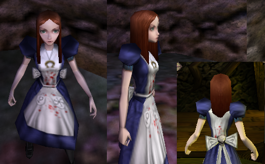 Alice Mod: Poster Face by TrizDarmon