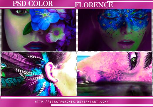 PSD - #09 Florence by StratfordwsX