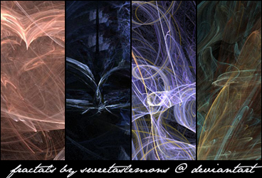 Fractals by SweetAsLemons