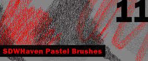 Pastel Brushes Part 1