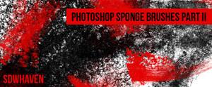 Photoshop Sponge Brushes