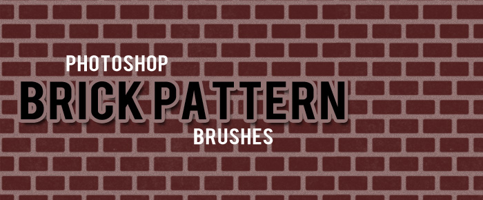 Photoshop Brick Pattern Brushes by sdwhaven