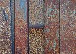 Rusty Barrel Textures