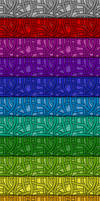Crazy Tube Photoshop Patterns V2