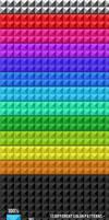 Pyramid Photoshop Patterns