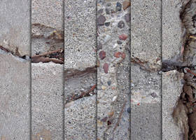 Large Cement Cracks Version 2 by sdwhaven