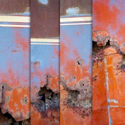 Grunge Eroded Metal Textures