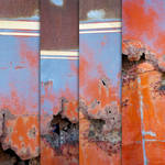 Grunge Eroded Metal Textures