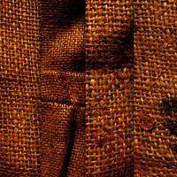 Dark Grunge Burlap Textures