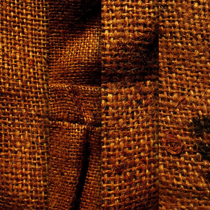 Dark Grunge Burlap Textures by sdwhaven